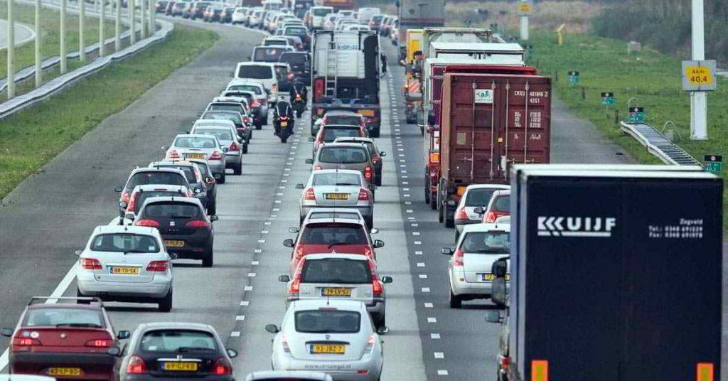 Taxichauffeurs Den Haag hebben meeste last van files