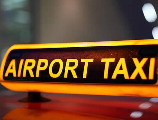 taxi den haag rotterdam airport