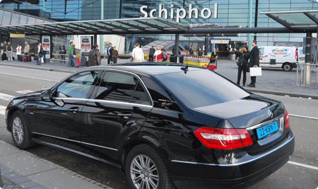 Schiphol Airport Taxi